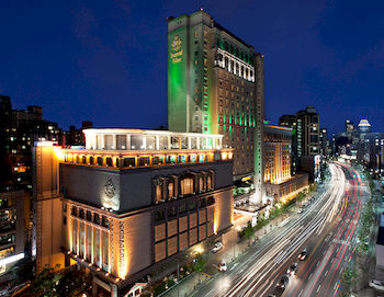 首爾江南皇宮飯店 Imperial Palace