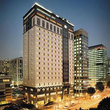 首爾江南新藝術飯店 Hotel Artnouveau