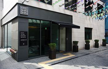 首爾明洞欣欣飯店 Hotel Shinshin