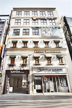 首爾沙威飯店 Savoy Hotel