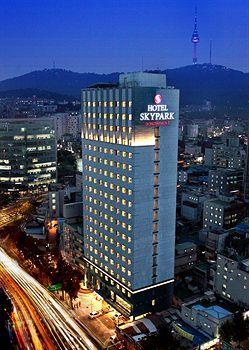 首爾東大門天空花園飯店 1 館 Hotel Skypark Dongdaemun 1