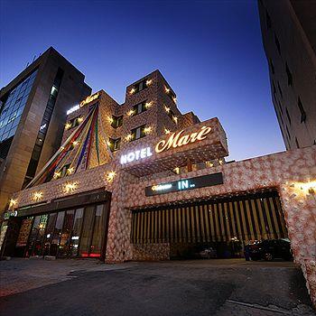 首爾江南馬雷飯店 Hotel Mare Gangnam