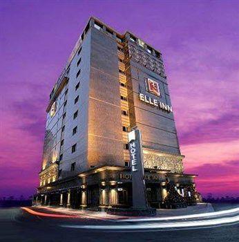 首爾艾麗飯店 Hotel Elleinn