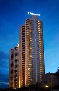 曼谷邦尼亞奧克伍德花園塔公寓 Oakwood Residence Garden Towers Bangna Bangkok