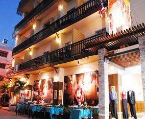 塔納維特飯店與溫泉中心 Tanawit Hotel & Spa, Hua-Hin
