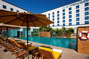 曼谷皇家公主詩娜卡琳飯店 Dusit Princess Srinakarin, Bangkok