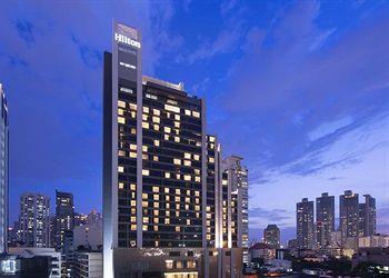 曼谷希爾頓素坤逸飯店 Hilton Sukhumvit Bangkok
