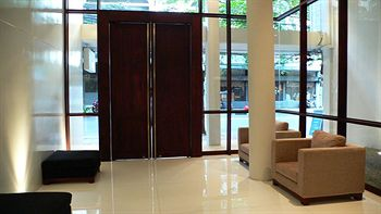 曼谷是隆精品飯店 Luxx at Silom