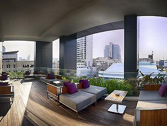 曼谷暹羅美居飯店 Mercure Bangkok Siam