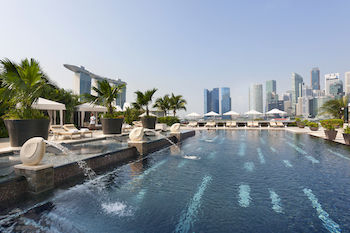 新加坡文華東方酒店 Mandarin Oriental, Singapore