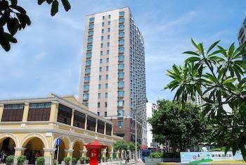 澳門最佳西方新新飯店  Best Western Hotel Sun Sun