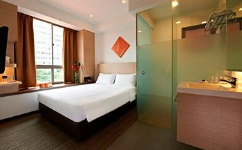 新加坡阿奎恩巴雷斯堤爾飯店 Aqueen Balestier Hotel