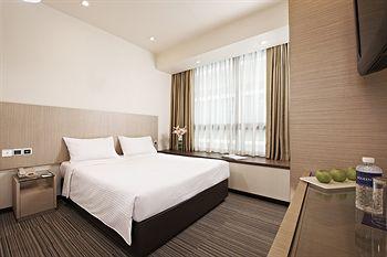 新加坡阿奎薰衣草飯店 Aqueen Lavender Hotel