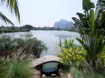 侏羅紀山區度假酒店 Jurassic Mountain Resort & Fishing Park