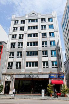 新加坡武吉士區日晶飯店 Summer View Hotel