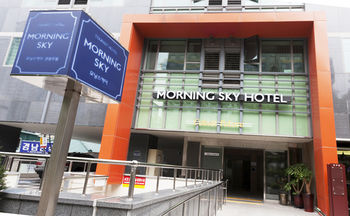 首爾東大門晨天飯店 Hotel Morning Sky Dongdaemun