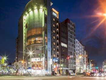 東京東新宿歌舞伎町APA飯店  APA Hotel Higashi-Shinjuku-Kabukicho