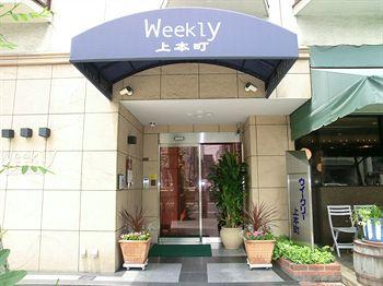 大阪上本町每週飯店 Weekly Uehonmachi