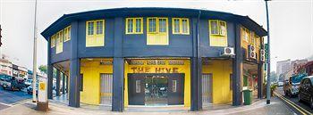新加坡蜂巢背包客旅館 The Hive Singapore Hostel