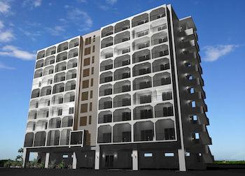 沖繩北谷蒙巴海濱公寓飯店 Chatan Beachside Condominium Hotel Monpa