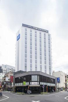 東京新宿東急飯店 Tokyu Stay Shinjuku