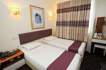 新加坡 101 旅館 Hotel 101