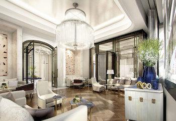 澳門麗思卡爾頓酒店  The Ritz Carlton Macau