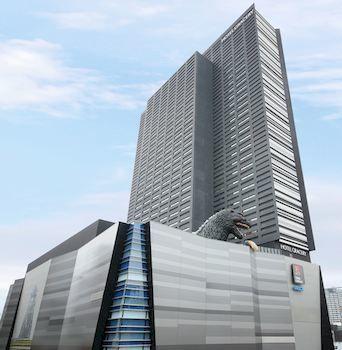 東京新宿格拉斯麗飯店 Hotel Gracery Shinjuku