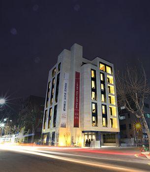 首爾博爾若米精品飯店 Borjomi Seoul Boutique Hotel