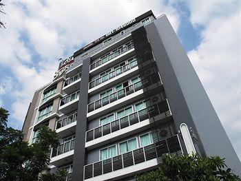 曼谷哈特查維帕旅館 Ratchavipa Residence