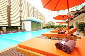曼谷阿維翁公寓酒店 Avion Apart-Hotel