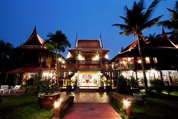 曼谷達客萬水療度假村 Dhabkwan Resort and Spa