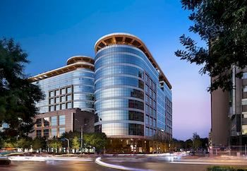 北京珠三角 JW 萬豪酒店 JW Marriott Hotel Beijing Central