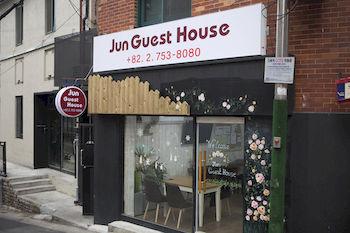 首爾明洞俊旅館 Jun Guesthouse
