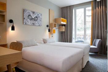 巴黎艾傑爾旅館 Hotel Ajiel