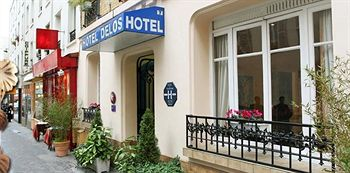 巴黎德諾斯瓦格拉蒂酒店 Hotel Delos Vaugirard