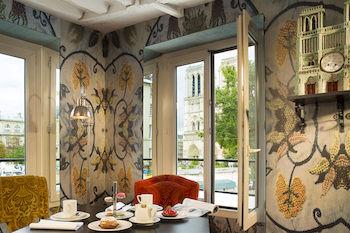 巴黎聖母院酒店 Hotel Le Notre Dame Saint Michel