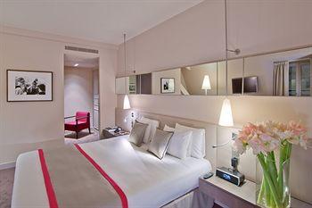 巴黎德比阿爾瑪飯店 Le Derby Alma