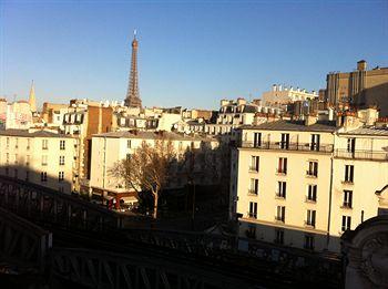 巴黎埃菲爾藝術飯店 Art Hotel Eiffel