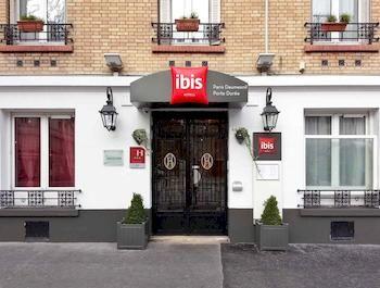 巴黎宜必思道米斯尼爾波特多里飯店 ibis Daumesnil Porte Doree