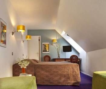 巴黎帕西小村飯店 Hotel Le Hameau de Passy