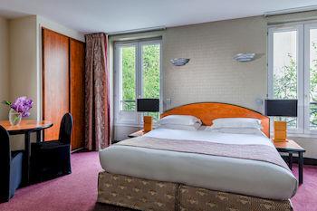 巴黎貝斯特韋斯特聖安東尼沁園飯店 Best Western Le Patio Saint Antoine