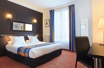 巴黎奧林斯優質飯店 Quality Hotel Paris Orleans