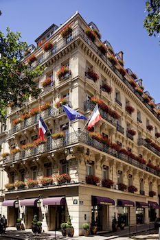 巴黎美憬閣巴蒂摩爾飯店 Hotel Baltimore Paris Champs Elysees MGallery Collection