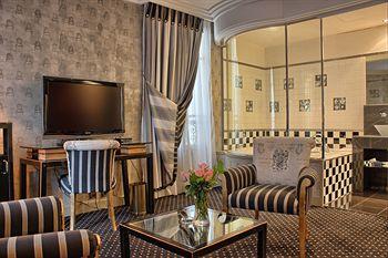 巴黎盧特希皇家港口別墅飯店 Villa Lutece Port Royal
