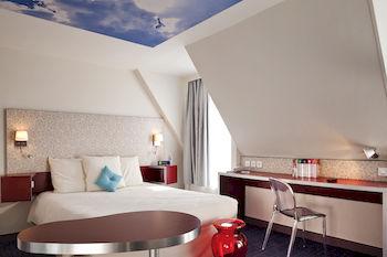 巴黎宜必思尚品 15 勒庫貝 - 原全季飯店 ibis Styles Paris 15 Lecourbe