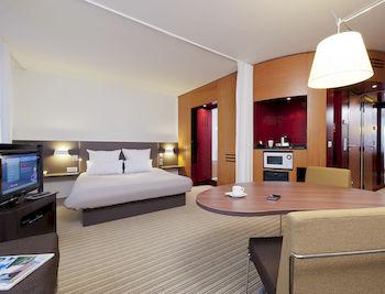 巴黎蒙特勒伊文森斯諾富特套房飯店 Suite Novotel Paris Montreuil Vincennes
