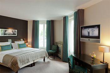 巴黎埃格隆飯店 Hotel Aiglon