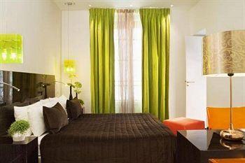 巴黎洛克羅伊飯店 Hotel Le Rocroy