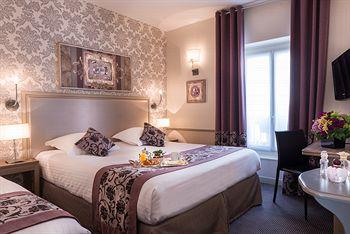巴黎夢索瓦格拉姆飯店 Hotel Monceau Wagram